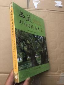 《西藏珍稀古树名木》(全新)大开 厚本  全铜版纸彩印  图文并茂  定价360元