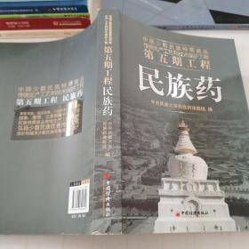 中国少数民族特需商品传统生产工艺和技术保护工程·第五期工程