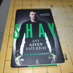 S H AY ANYL GIVEN SATURDAY THE AUTOBIOGRAPHY