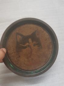 国营时期,小猫铁皮盒,19*8