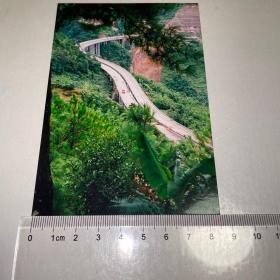 保龙高速公路建设过程中第八标段照片