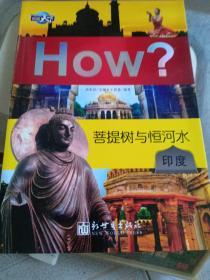 HOW?菩提 树与恒河水 印度未知新世界