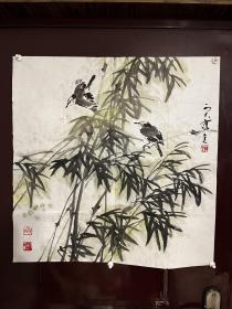 王可大,1953年生于北京。1982年毕业于哈尔滨师范大学美术系油画专业。现任广西师范大学美术系副教授,中国美术家协会会员,广西美协理事,桂林画院院士,桂林市美协会员,水彩艺委会会员,油画艺委会副主任。68X68