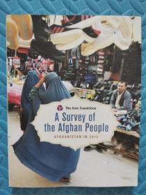 A Survey Of the Afghan people(AFGHANISTAN IN 2015)