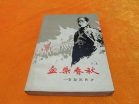 血染春秋-节振国传奇