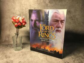 预售绝版指环王的电影制作 平装 Lord of the Rings The Making of the Movie Trilogy