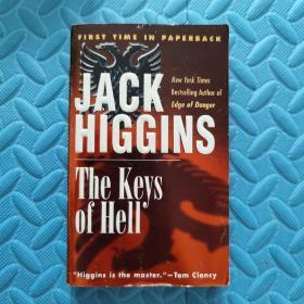 JACK HIGGINS The Kevs of Hell