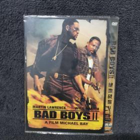 绝地战警2 DVD 光盘 碟片未拆封 外国电影 (个人收藏品)