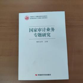 国家审计业务专题研究