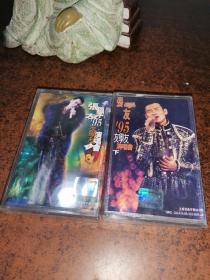 磁带 张学友《95友学友演唱会(上、下)》1995