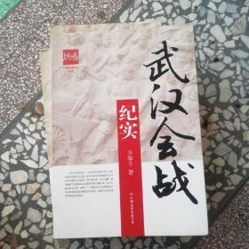 武汉会战纪实/中国抗战纪实丛书