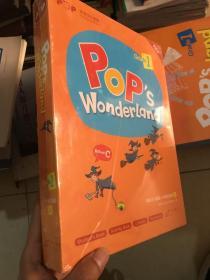 pop s wonderland grade1 一年级c体系 秋