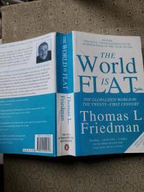 The World is Flat 世界是平坦的(英文原版)