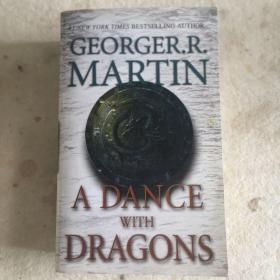 A Dance with Dragons:Book 5 of A Song of Ice and Fire