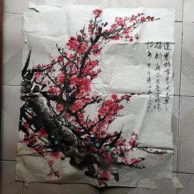 梅花 (71*61cm左右)