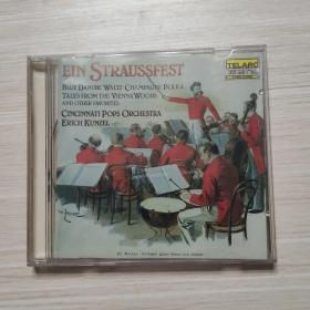 CD:Ein-Straussfest(红衫仔)