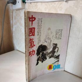 中国气功 1991年1-6期合订本