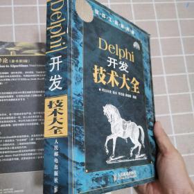 Delphi开发技术大全