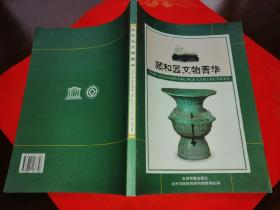 颐和园文物菁华 铜版纸 一版一印 6000册 中英文