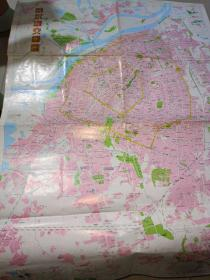 哈尔滨交通游览图