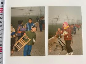 九十年代经典照片 小学生照片两张