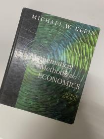Mathematical Methods for Economics(2e)