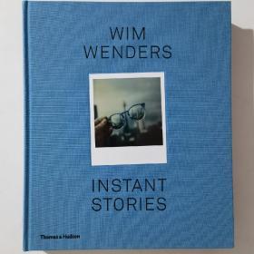 现货Wim Wenders:Instant Stories 维姆·文德斯 英文原版摄影集