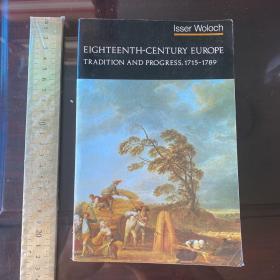 Eighteenth-century Europe tradition and progress 1715-1789