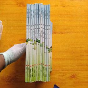 义务教育教科书  数学  (1-6年级)上下   全12册 【馆藏】