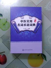 中医实用名词术语词典(32开)