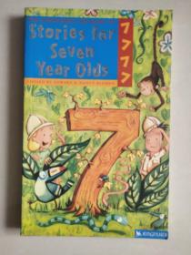 The Kingfisher Treasury of Stories for Seven Year Olds 英文原版 少儿插绘本