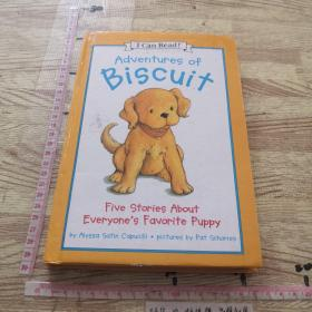 Adventures of Biscuit : Five Stories of Everyone's Favorite Puppy