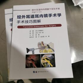 经外耳道耳内镜手术学:手术技巧图解