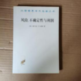 汉译世界学术名著丛书:风险、不确定性与利润