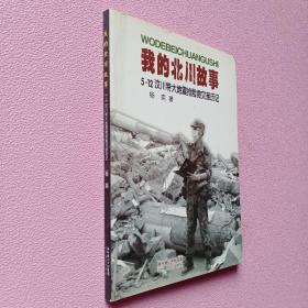 我的北川故事:5·12汶川特大地震抢险救灾亲历记