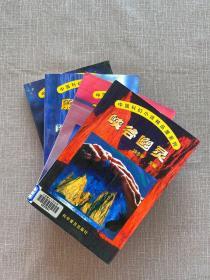中国科幻小说精品屋系列全4册:飞碟来客、星际奇遇、峡谷幽灵、魔海寻踪