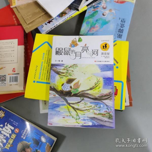 """鼹鼠的月亮河/""""漂流屋""""王一梅儿童文学精品系列"""