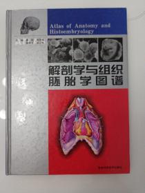 解剖学与组织胚胎学图谱