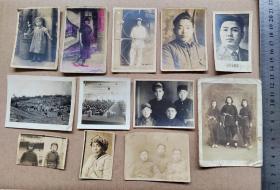 珍贵的解放前抗战大英雄老照片12张