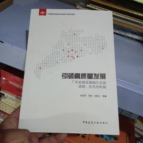 引领高质量发展广东省新型城镇化发展道路、形态和机制
