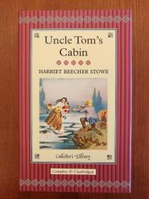 Uncle Tom's Cabin (布面精装口袋书)(现货,实拍书影)