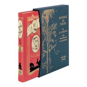 预售小熊维尼folio插画版豪华版Winnie-the-Pooh folio deluxe