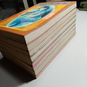 鸳鸯蝴蝶派 礼拜六小说:《明珠浴血记》《歌场冶史》《恨海孤舟记》《海上活地狱》《十里莺花梦》《孽海涛》《人海梦》《春风微波》《海外缤纷录》/9本合售