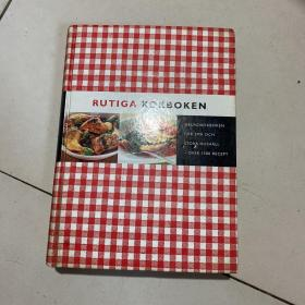Rutiga Kokboken -Grundkokboken För Stora Och Små Hushåll. Över 1 500 Recept(丹麦语)