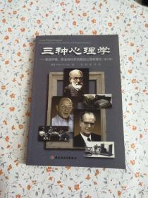 三种心理学:弗洛伊德、斯金纳和罗杰斯的心理学理论(第6版)