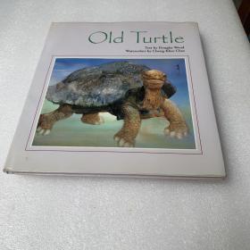 英文原版·精装绘本:Old Turtle