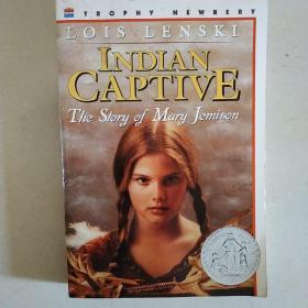 Indian Captive 印度俘虏(1942年纽伯瑞银奖)