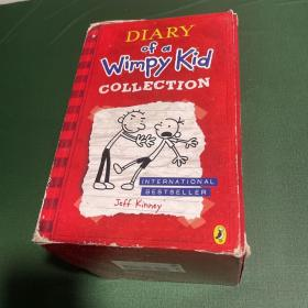 Diary of a Wimpy Kid COLLECTION(全9册)