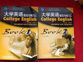 大学英语语法与练习(上下第3版)