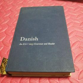 danish an Elementary grammar and reader